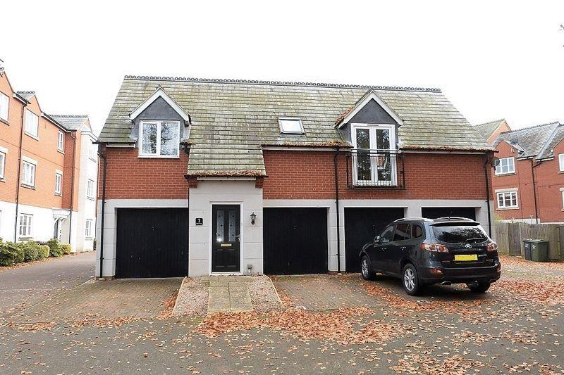 2 Bedrooms Detached House for sale in Paget Close, Rothley