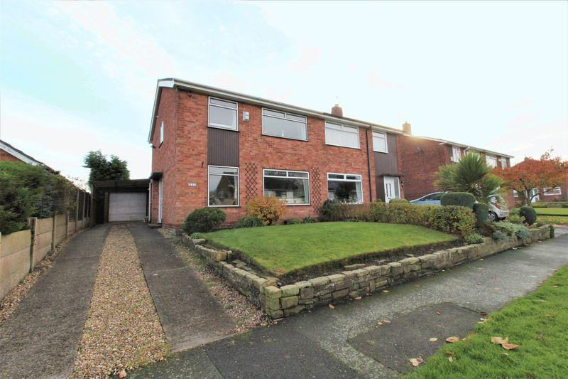 3 Bedrooms Semi Detached House for sale in Kylemore Drive, Pensby