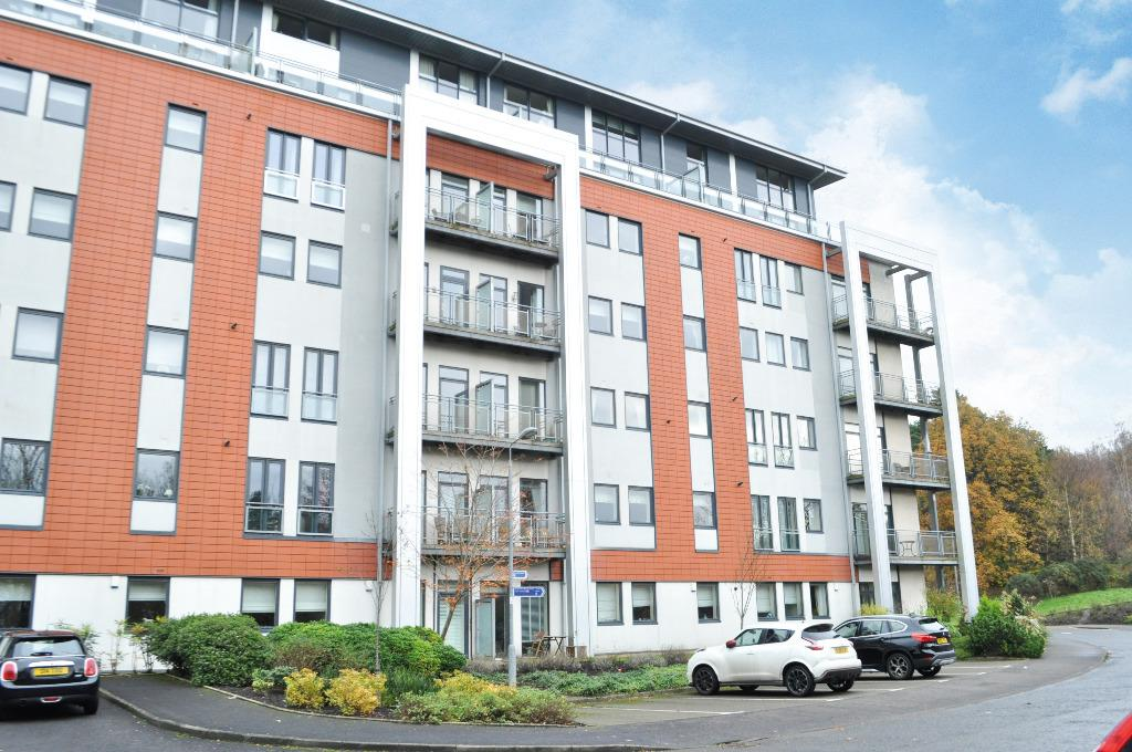 3 Bedrooms Duplex Flat for sale in Jackson Place , Flat 3/2, Bearsden, East Dunbartonshire, G61 1RY
