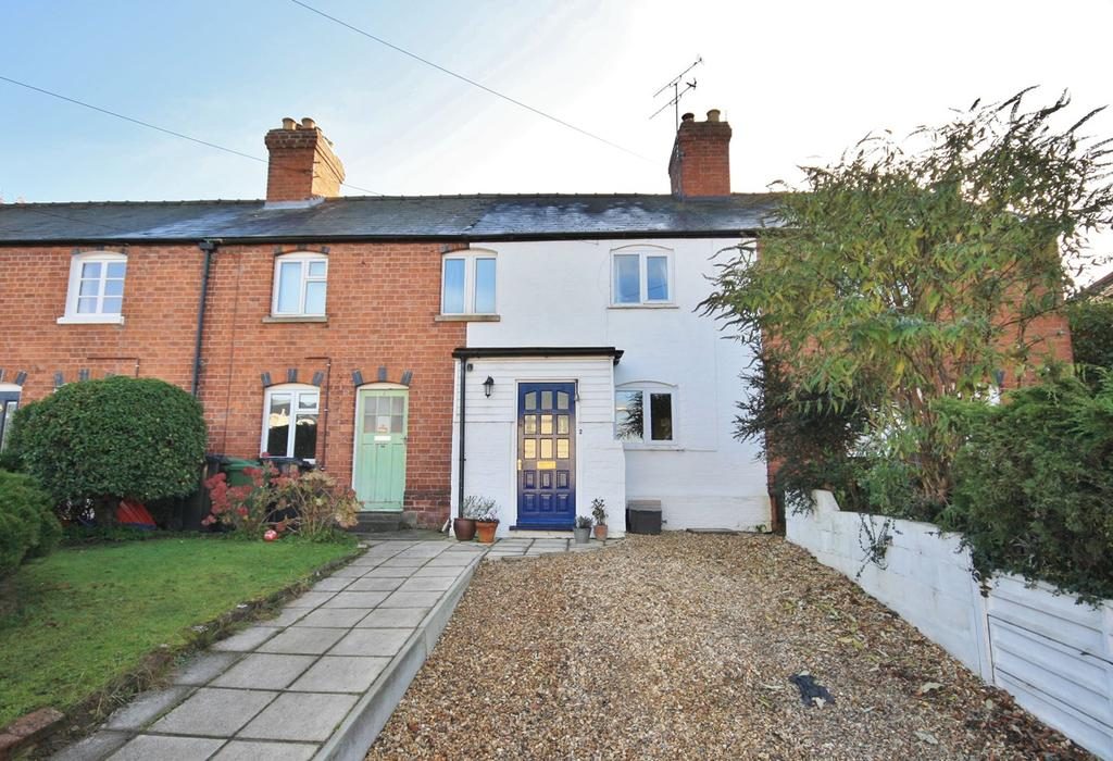2 Bedrooms Terraced House for sale in Holmer, Hereford, HR1