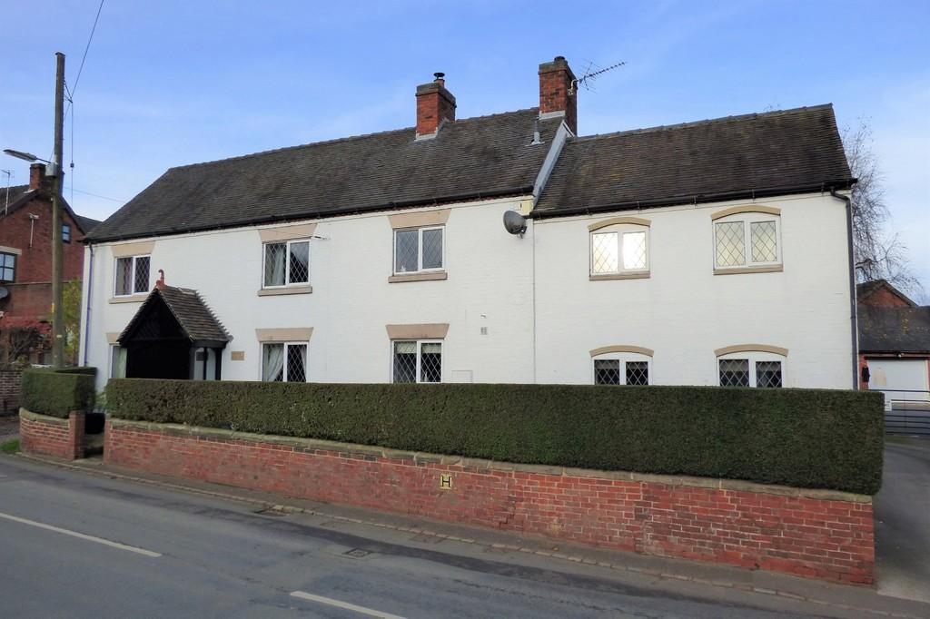4 Bedrooms Cottage House for sale in High Street, Stramshall