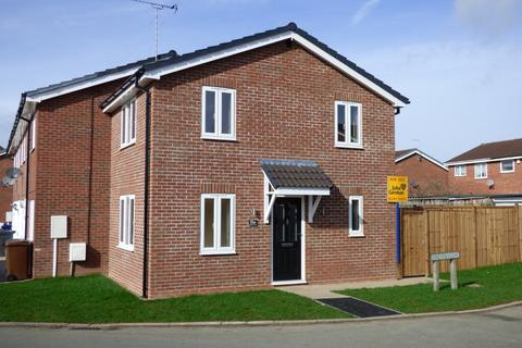 2 bedroom townhouse to rent - Birches Close, Stretton