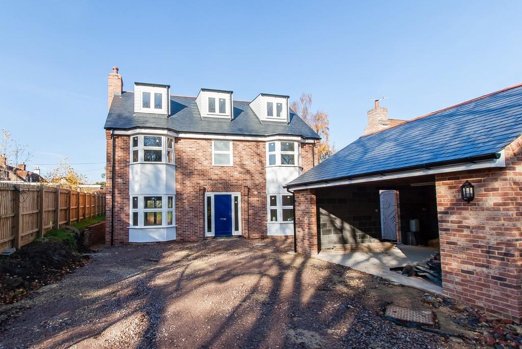 5 Bedrooms Detached House for sale in Mill Hill, Weston Colville
