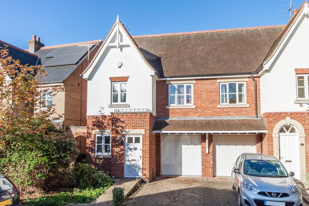 4 Bedrooms Town House for sale in Mariners Way, Cambridge