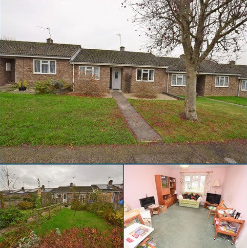 2 bedroom terraced bungalow for sale - Claypits Avenue, Bures CO8 5DA