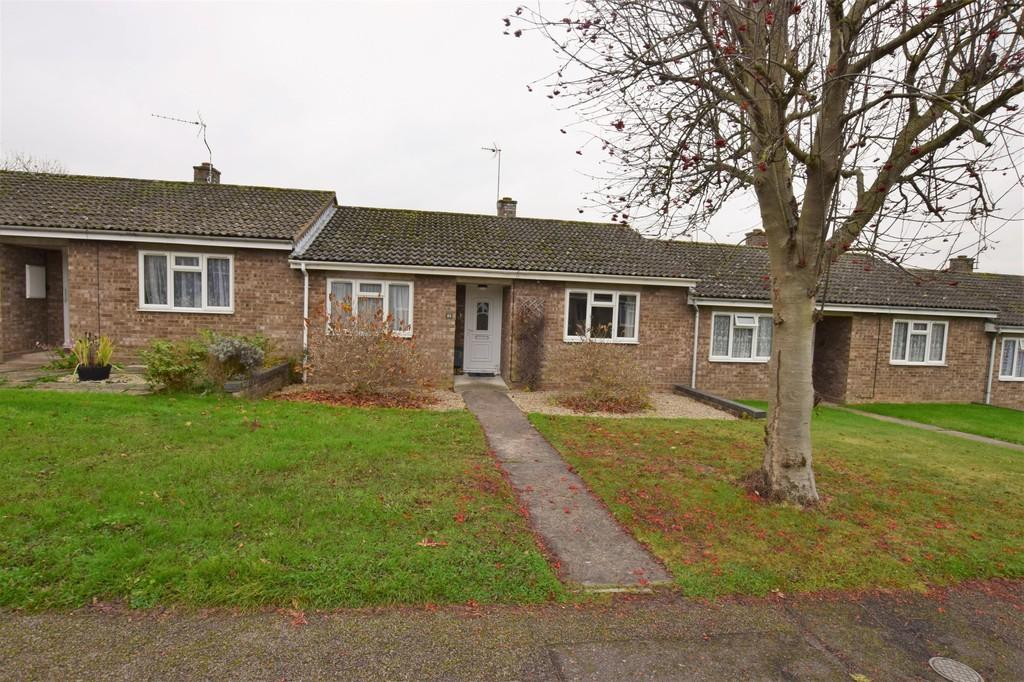 2 Bedrooms Terraced Bungalow for sale in Claypits Avenue, Bures CO8 5DA