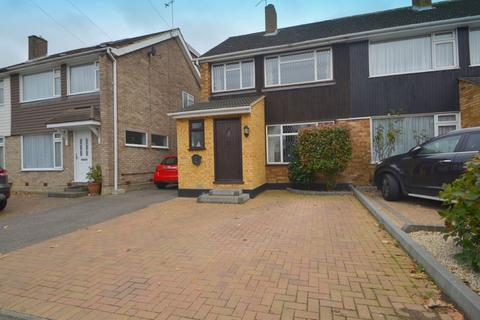 3 bedroom semi-detached house for sale - Warley Hill, Brentwood, CM14 5HF