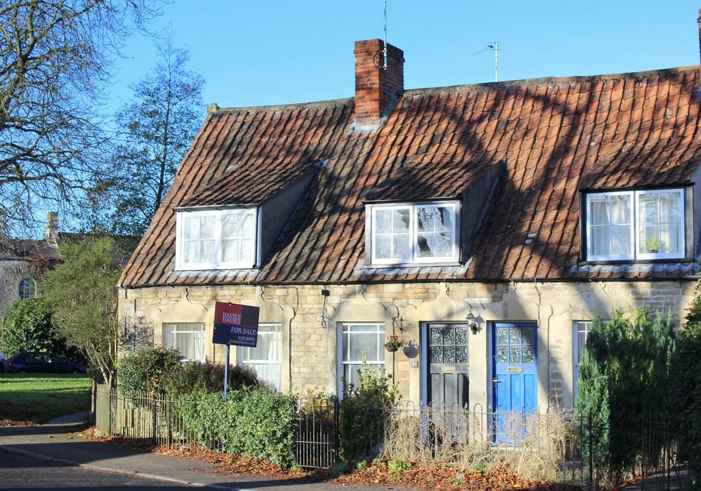 2 Bedrooms Terraced House for sale in Ham Green, Holt