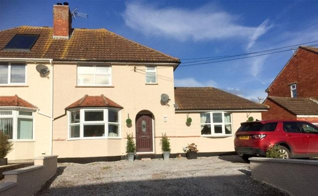 5 Bedrooms Semi Detached House for sale in East Street, Cannington, Bridgwater