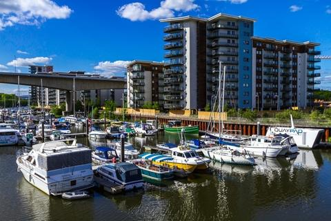 3 bedroom apartment for sale - Watkiss Way, Cardiff Bay