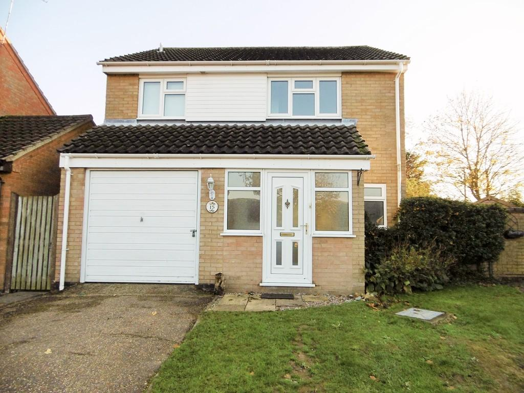 3 Bedrooms Detached House for sale in Aylsham
