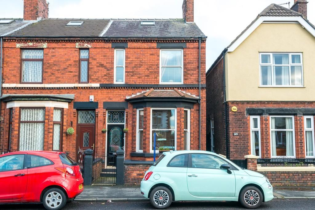 3 Bedrooms Terraced House for sale in Marshalls Cross Road, Marshalls Cross