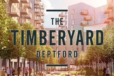 2 bedroom apartment for sale - Cedarwood Mansions, The Timberyard, Deptford