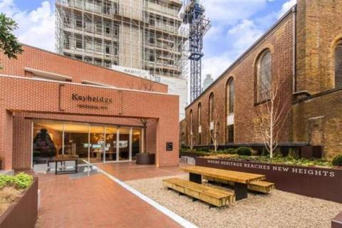 Studio for sale - Keybridge Lofts, Miles Street, Nine Elms, SW8