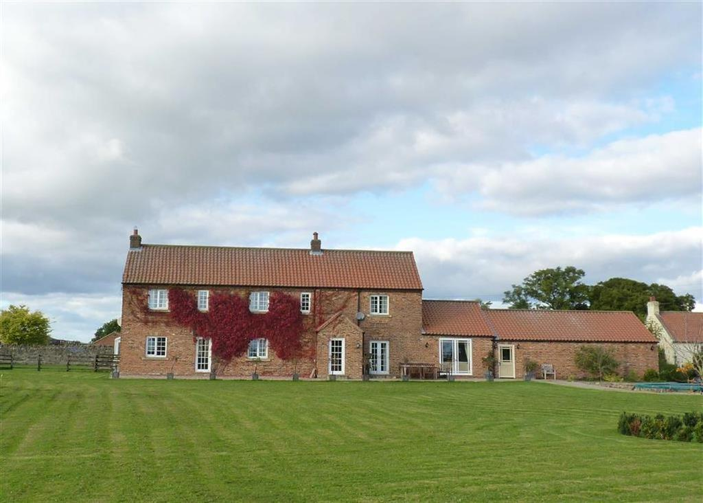 5 Bedrooms Unique Property for sale in Uckerby, Scorton, Richmond, North Yorkshire