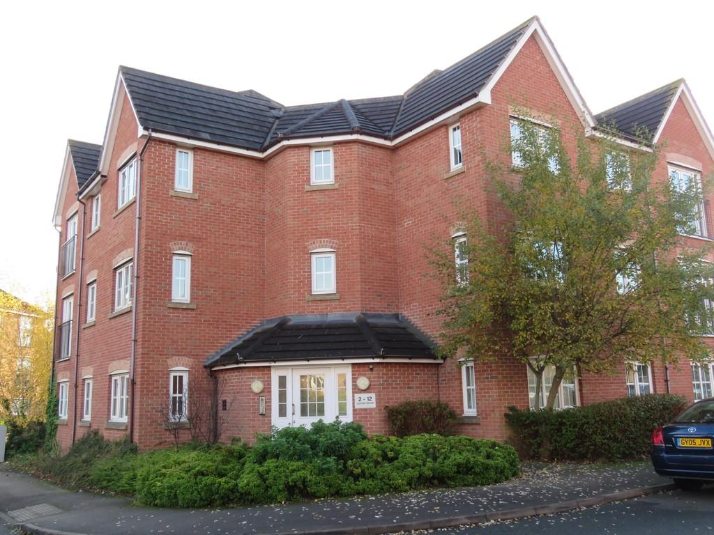2 Bedrooms Ground Flat for sale in Laxton Grove, Solihull