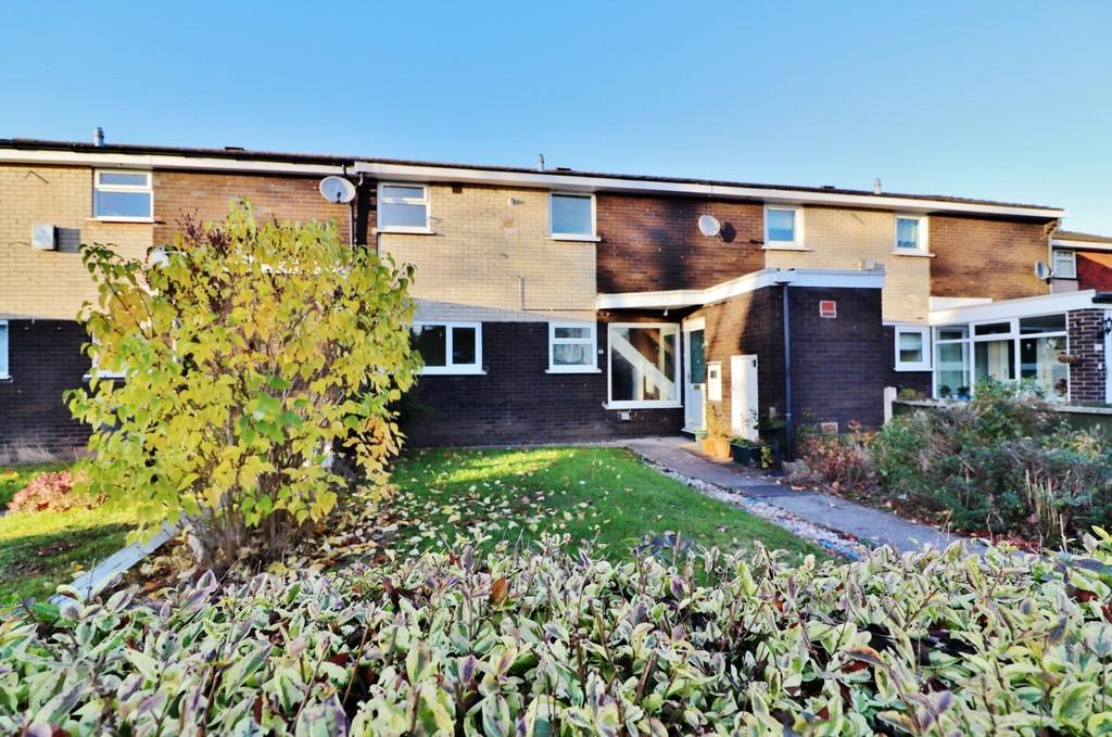 2 Bedrooms Terraced House for sale in Longfellow Walk, Coton Green