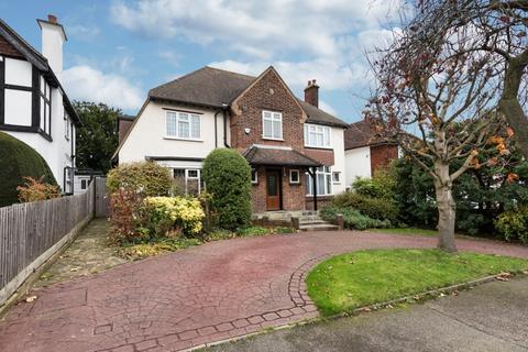 4 bedroom detached house for sale - Luctons Avenue, Buckhurst Hill