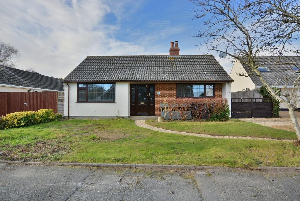 3 Bedrooms Detached Bungalow for sale in Woodlinken Close, Verwood