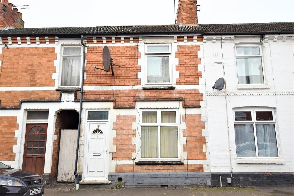 3 Bedrooms Terraced House for sale in Wyatt Street, Kettering