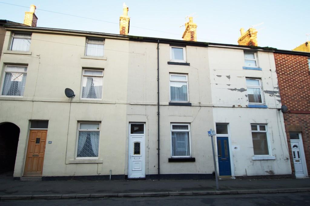 4 Bedrooms Terraced House for sale in Belle Vue Street, Scarborough