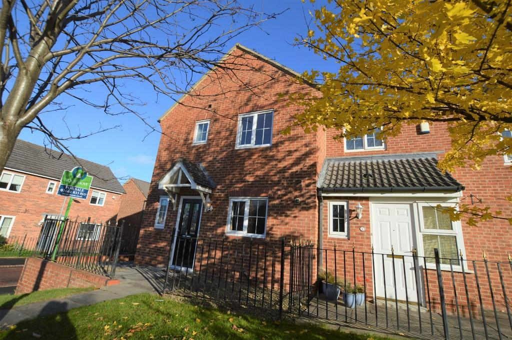 3 Bedrooms Semi Detached House for sale in Bells Lonnen, Prudhoe