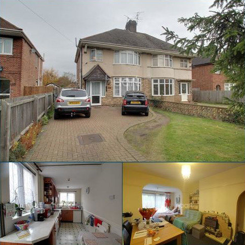 3 bedroom semi-detached house for sale - Newark Ave, Peterborough