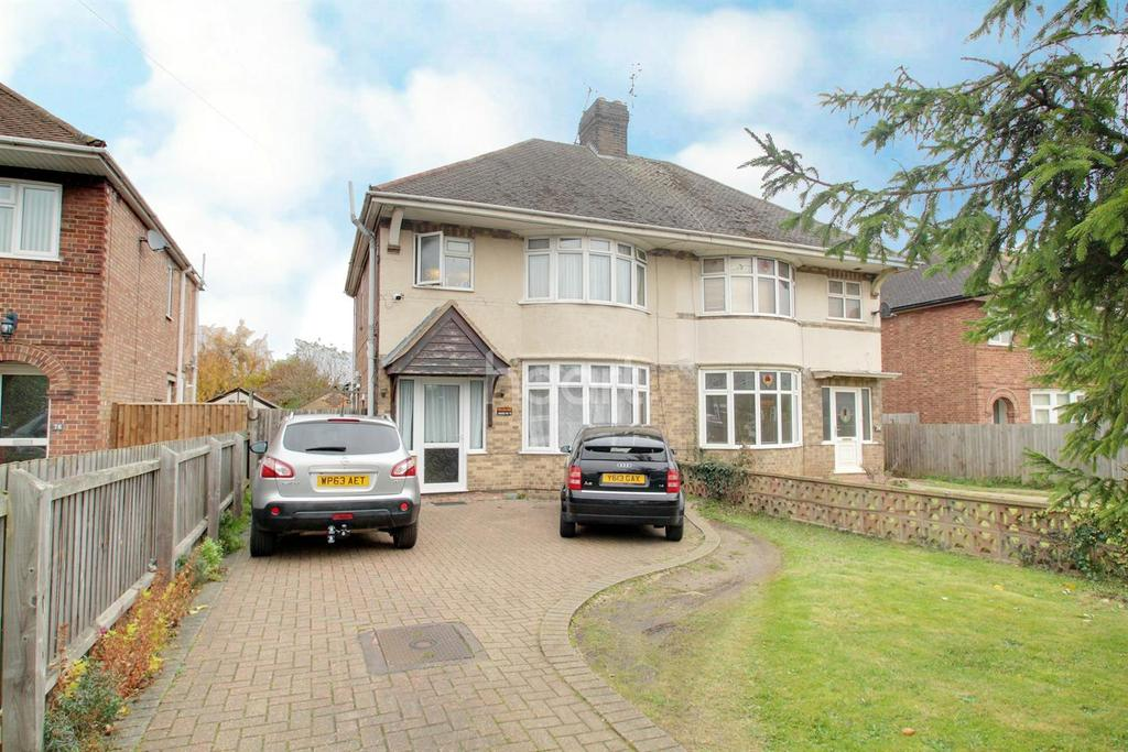 3 Bedrooms Semi Detached House for sale in Newark Ave, Peterborough