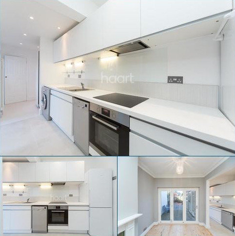 3 bedroom terraced house to rent - Garfield Road, SW19