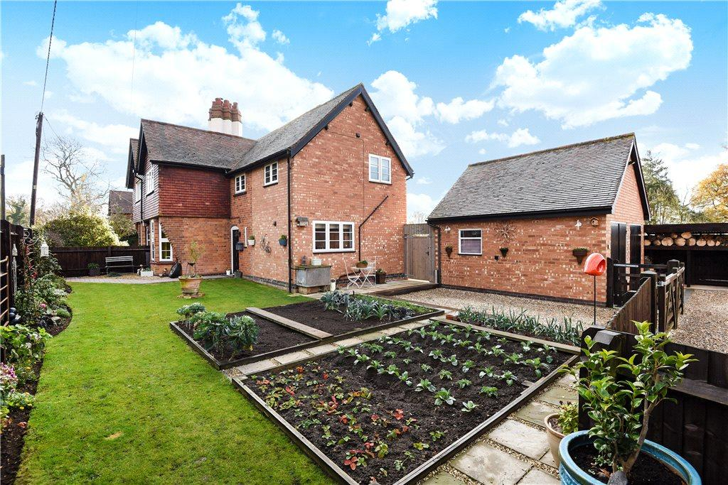 3 Bedrooms Semi Detached House for sale in Kilsby Grange Cottage, Watling Street, Kilsby