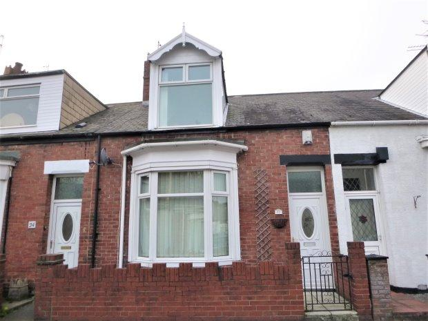 2 Bedrooms Terraced House for sale in THELMA STREET, OFF CHESTER RD, SUNDERLAND SOUTH