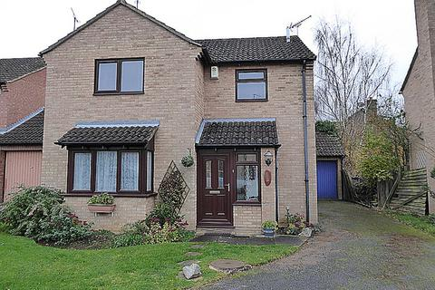 3 bedroom detached house for sale - Greenglades, West Hunsbury, Northampton, NN4