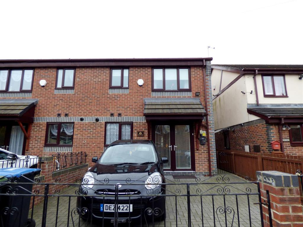 3 Bedrooms Semi Detached House for sale in Morton Crescent, Houghton Le Spring