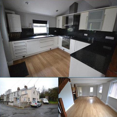 2 bedroom end of terrace house for sale - Rock Terrace, Pembroke