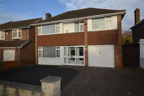 4 bedroom detached house for sale - Launde Road, Oadby