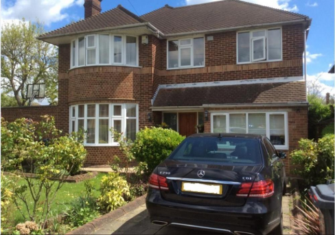 5 Bedrooms Detached House for sale in Southover, Woodside Park N12