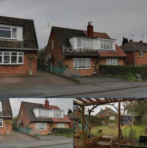 3 bedroom semi-detached house for sale - Oxley Close, Shepshed
