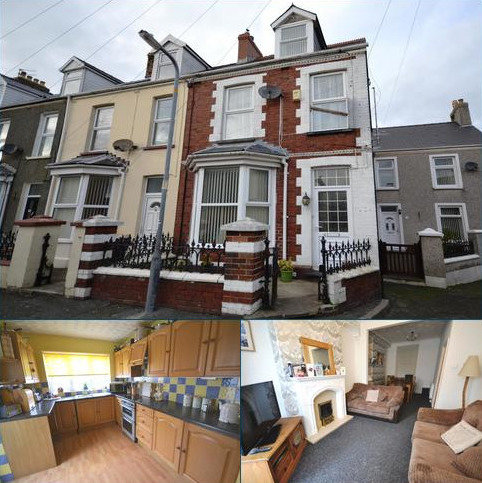 3 bedroom terraced house for sale - Milford Haven