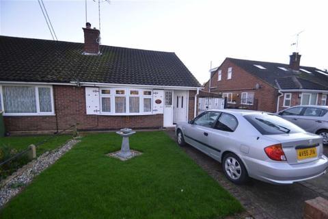 2 bedroom semi-detached bungalow for sale - Central Avenue, Ashingdon, Essex