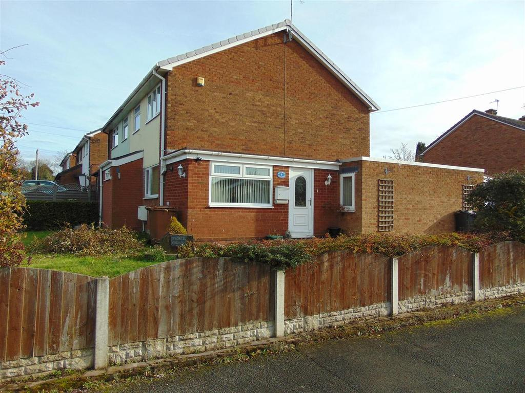 3 Bedrooms Semi Detached House for sale in Walmer Meadow, Aldridge