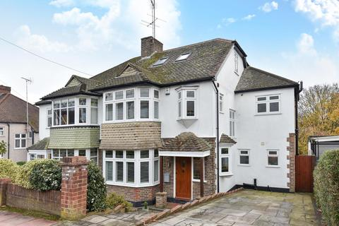 4 bedroom semi-detached house for sale - Wood Lodge Lane, West Wickham