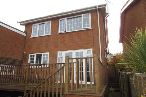 3 bedroom detached house for sale - The Marles, Exmouth