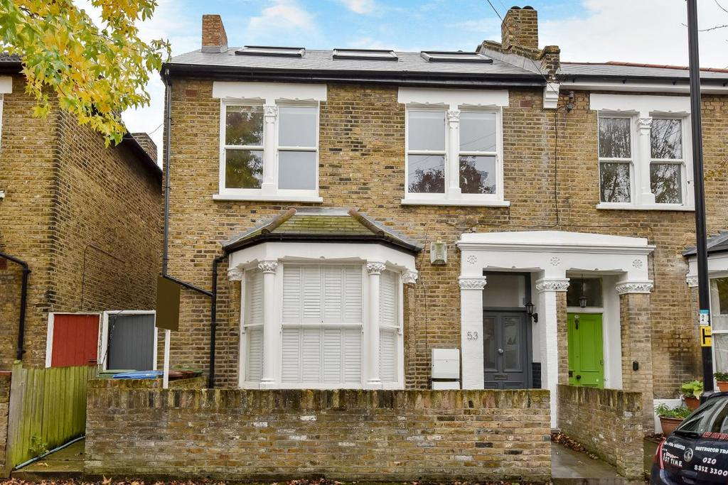 4 Bedrooms Flat for sale in Rodwell Road, East Dulwich