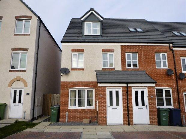 3 Bedrooms Semi Detached House for sale in CORNING ROAD, ALEXANDRA PARK, SUNDERLAND SOUTH