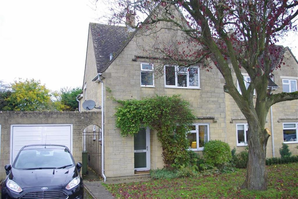 3 Bedrooms Semi Detached House for sale in Roman Way, Bourton-the-Water, Gloucestershire