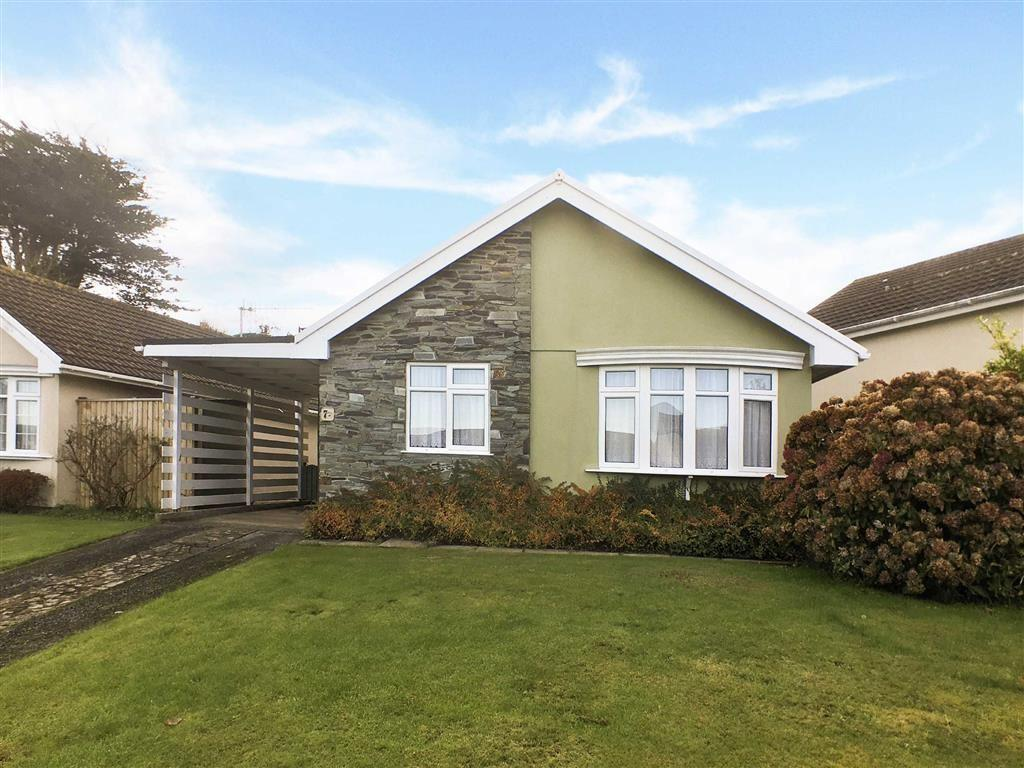 2 Bedrooms Bungalow for sale in Saffron Park, Kingsbridge, Devon, TQ7