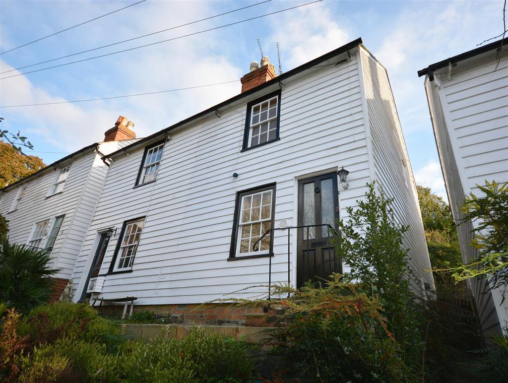 2 Bedrooms Semi Detached House for sale in Western Avenue, Battle