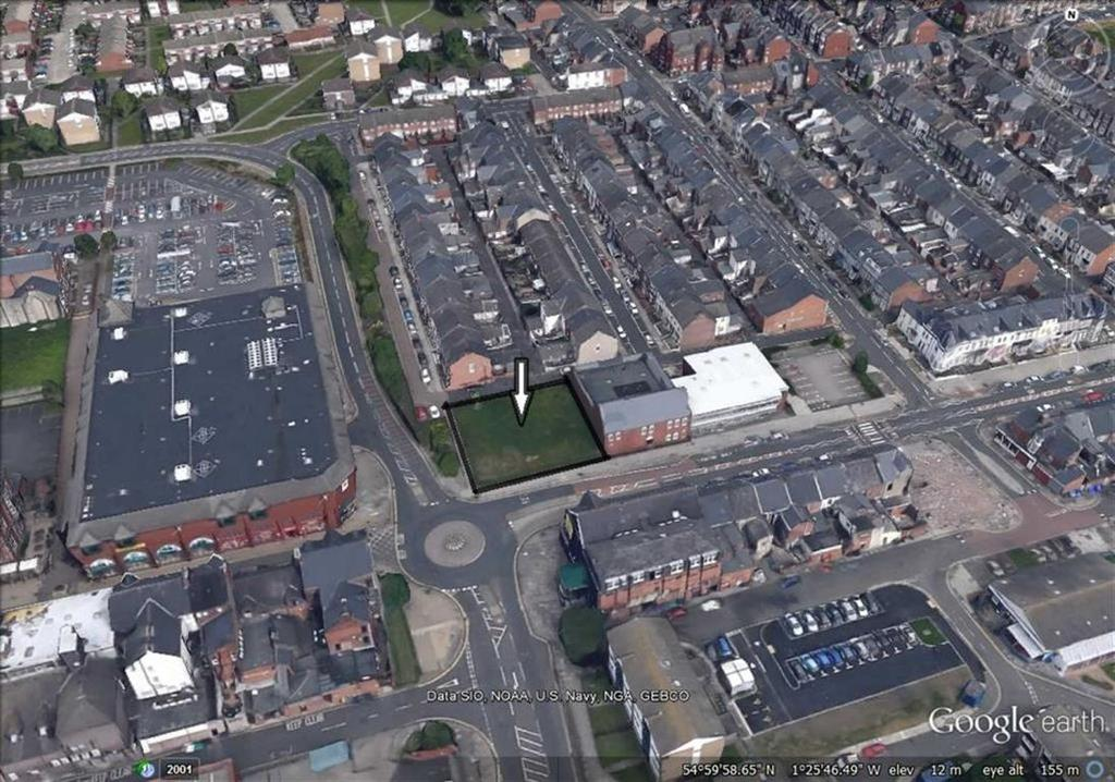 Land Commercial for sale in Ocean Road, South Shields
