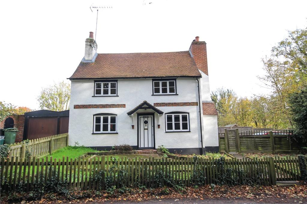 3 Bedrooms Detached House for sale in Lower Gustard Wood, Wheathampstead, St. Albans, Hertfordshire