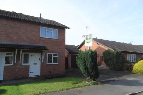2 bedroom semi-detached house to rent - 19 Orsons Meadow, Bicton Heath,  SY3 5DL